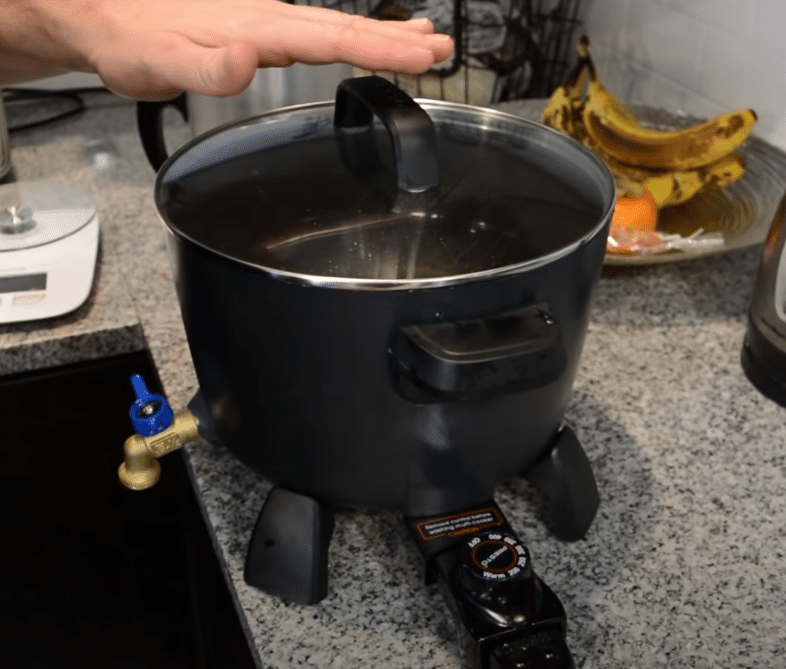 How to Clean a Wax Melter