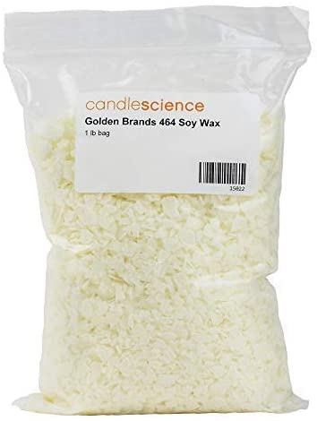 CandleScience All Natural Soy Candle Wax review