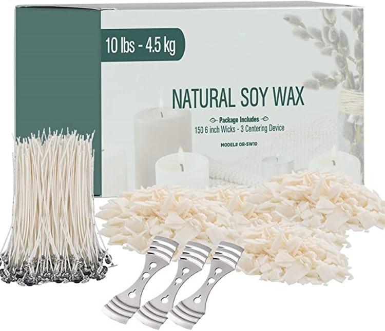 Oraganix Natural Soy Wax review