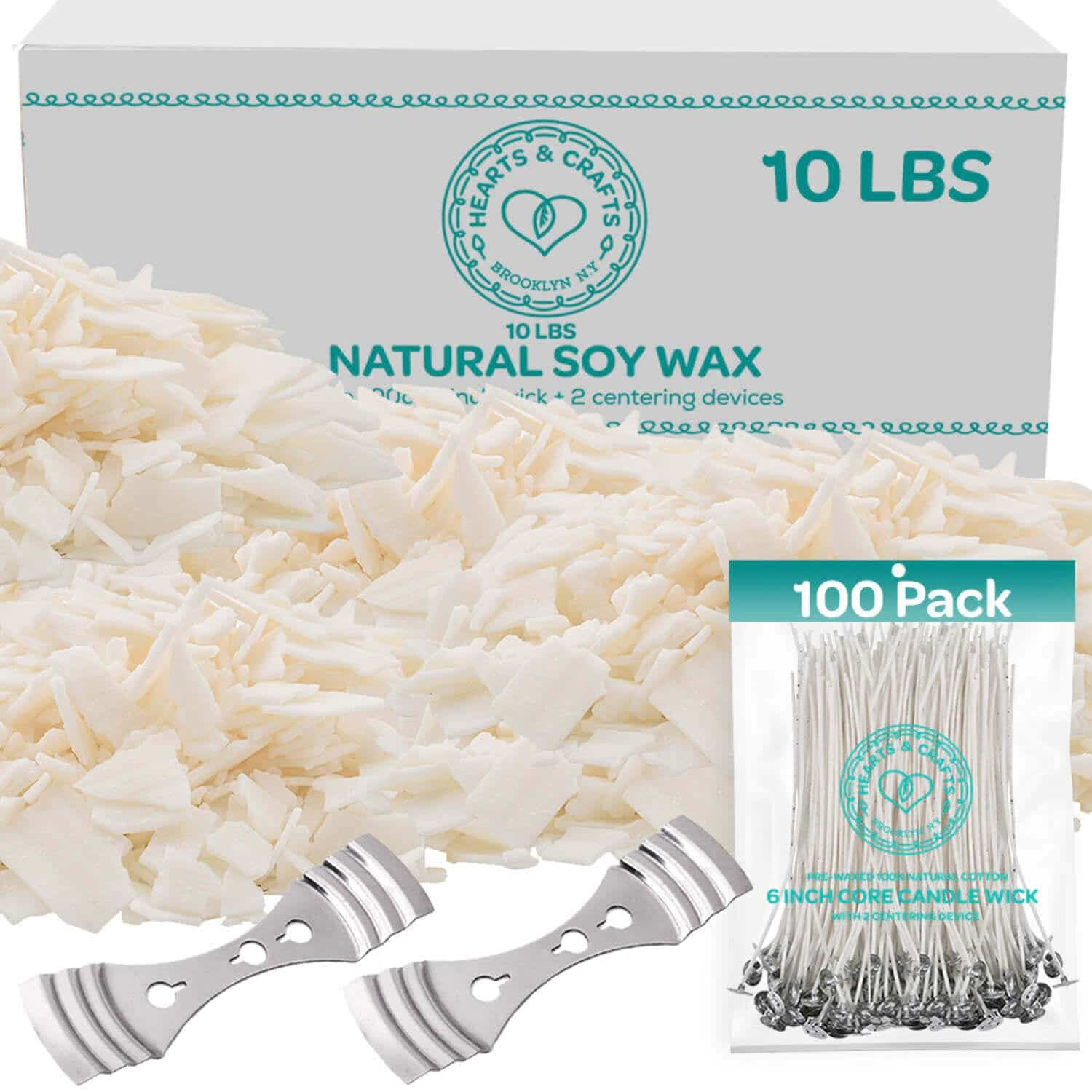 Hearts and Crafts Soy Wax review