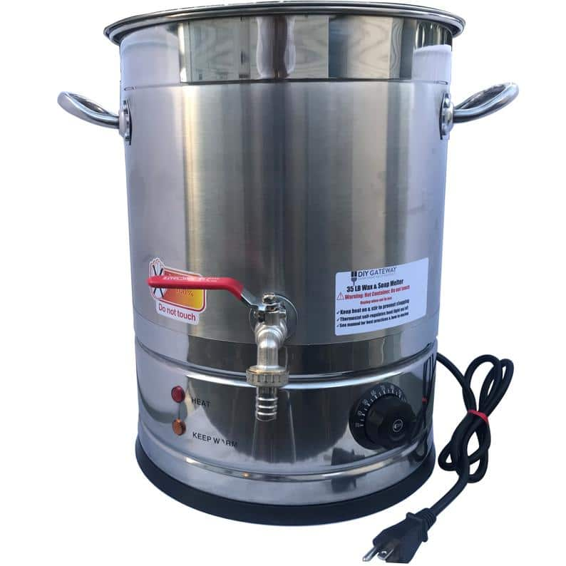 DIY Gateway Wax Melter – Best Commercial Melter review