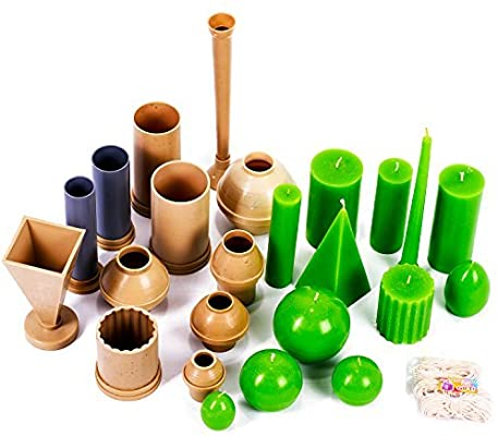 12-Piece Mold Set