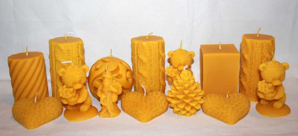 Make Candle Molds