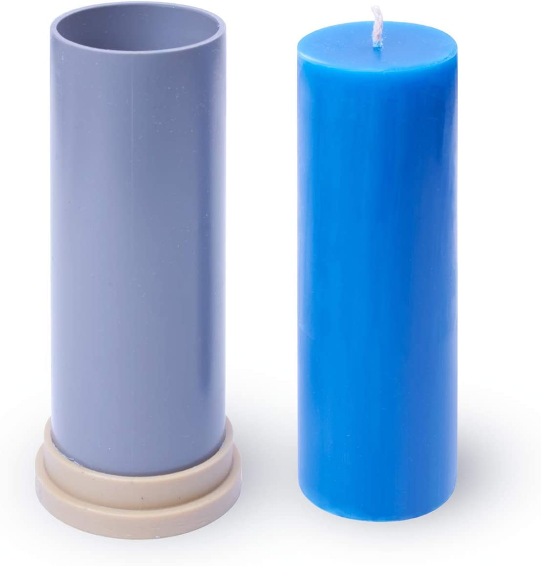 Cylinder Mold by Candle Shop