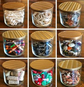 What To Do With Old Candle Jars
