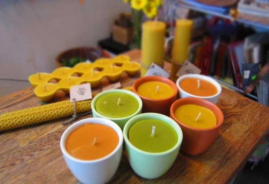 What Are Candles Made Of